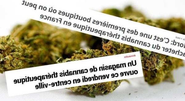 cannabis thérapeutique vente libre